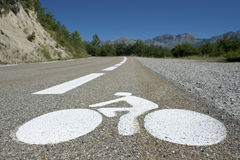 roadsign symbol Zdjęcie Stock