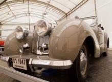 Roadster 1800 do triunfo, carros do vintage Imagens de Stock