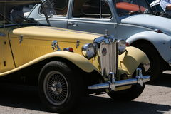 roadster Royalty-vrije Stock Afbeelding