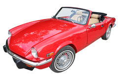 Roadster stock photography