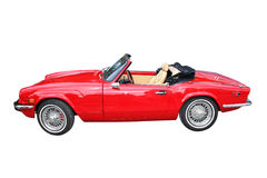 Roadster stock images