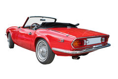 Roadster royalty free stock photo