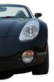 Roadster auf Straße Lizenzfreie Stockbilder