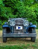Roadster 1930 de Buick Photographie stock libre de droits