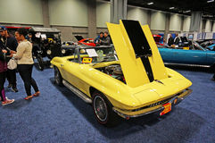Roadster 1967 de Corvette photo stock