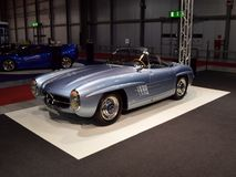 Roadster de Mercedes-Benz 300SL Images stock