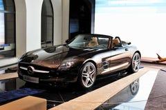 Roadster de Mercedes SLS AMG Photographie stock