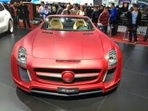 Roadster favoloso di disegno Fotografia Stock Libera da Diritti