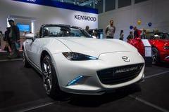 Roadster Mazda MX-5 Photo libre de droits