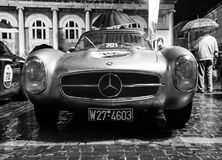 ROADSTER Mille Miglia 2016 de MERCEDES 300 SL Photos stock