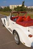 Roadster rare de cabrio d'Excalibur photographie stock