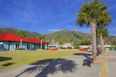 Roadtown, Tortola fotos de archivo