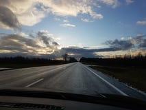Roadtrip fotografia stock