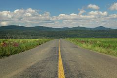 Roadtrip Стоковое Изображение