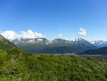 Roadtrip de l'Alaska Image stock