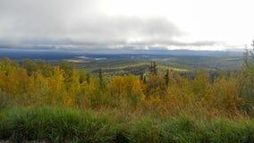 Roadtrip de l'Alaska Images stock