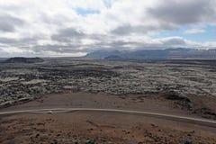 Roadtrip en Islandia Fotografía de archivo
