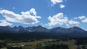 Roadtrip krajobrazy zdjęcia royalty free