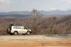 Roadtrip Tanzânia Imagens de Stock Royalty Free