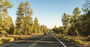 Roadtrip zu Grand Canyon Lizenzfreie Stockfotos