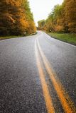 Roadway Royalty Free Stock Images