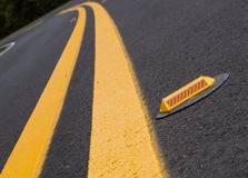 Roadway Royalty Free Stock Photos