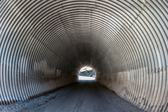Roadway tunnel Royalty Free Stock Image