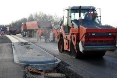 roadworks Immagini Stock Libere da Diritti