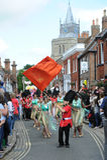 Roald Dahl καρναβάλι Aylesbury, Buckinghamshire Στοκ Φωτογραφία