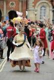 Roald Dahl καρναβάλι Aylesbury, Buckinghamshire Στοκ φωτογραφίες με δικαίωμα ελεύθερης χρήσης