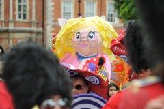 Roald Dahl Carnival Aylesbury, Buckinghamshire Foto de archivo libre de regalías