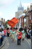 Roald Dahl Karnawałowy Aylesbury, Buckinghamshire Fotografia Stock