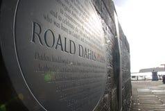 Roald Dahl Plass Royalty Free Stock Photos