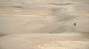 Roam the endless desert Stock Photo
