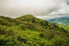 Roan перспектива 2 гористых местностей Стоковое Фото