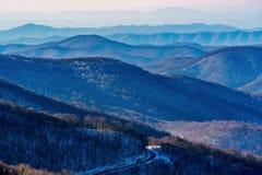 Roan Mountain Royalty Free Stock Photo