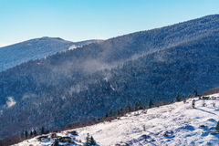 Roan Mountain. Appalachian Mountains Tennessee royalty free stock images