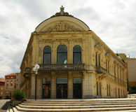 Roanne theater Royalty Free Stock Image
