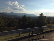 Roanoke Вирджиния Стоковое Изображение RF