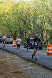 Group of Male Runners, 2021 Blue Ridge Marathon
