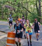 Group of Runners, 2021 Blue Ridge Marathon