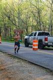 Male Runner, 2021 Blue Ridge Marathon