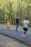Male Runners, 2021 Blue Ridge Marathon
