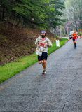 Runners Competing in the 2019 Blue Ridge Marathon
