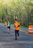 Female Runners in the 2021 Blue Ridge Marathon