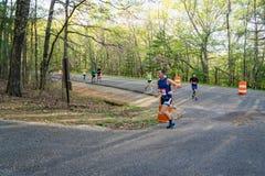 Runners, 2021 Blue Ridge Marathon