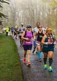 Runners at the 2019 Blue Ridge Marathon