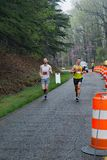 Two Runners in the 2019 Blue Ridge Marathon