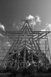 Roanoke gwiazda, Roanoke, Virginia, usa obrazy stock