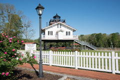 Roanoke River Lighthouse Stock Photo